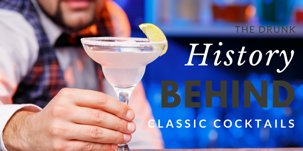 drunk history of cocktails