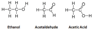 acetaldehyde beer